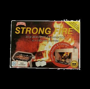 Εικόνα της STRONG  FIRE ΠΡΟΣΑΝΑΜΜΑ ΚΥΒΟΥ 48ΤΕΜ