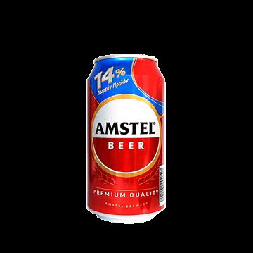 Εικόνα της AMSTEL ΚΟΥΤΙ +14% (6 Χ 330ML) x 4