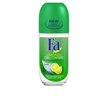 Εικόνα της FA ROLL ON 50ML CARIBBEAN LEMON