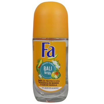 Εικόνα της FA ROLL ON 50ML BALI KISS