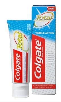 Εικόνα της COLGATE ΟΔΟΝΤΟΚΡΕΜΑ 75ML TOTAL VISIBLE EFFECT