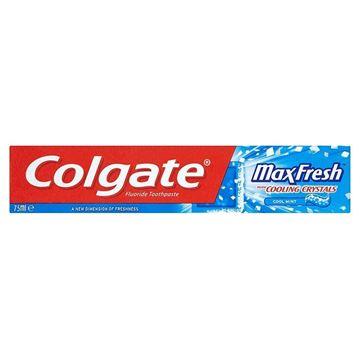 Εικόνα της COLGATE ΟΔΟΝΤΟΚΡΕΜΑ 75ML MAX FRESH COOLING CRYSTALS