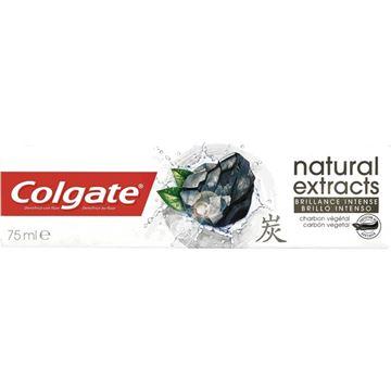 Εικόνα της COLGATE ΟΔΟΝΤΟΚΡΕΜΑ 75ML NATURAL EXTRACTS CHARCOAL SHINE