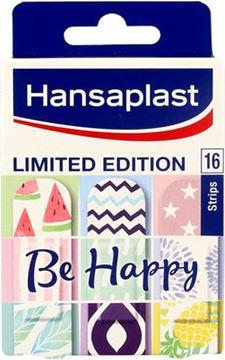 Εικόνα της HANSAPLAST PLASTERS 16TEM BE HAPPY