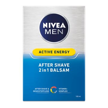 Εικόνα της NIVEA AFTERSHAVE BALM 100ML ACTIVE ENERGY