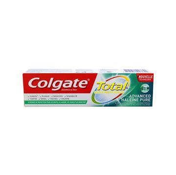 Εικόνα της COLGATE ΟΔΟΝΤΟΚΡΕΜΑ 75ML TOTAL ADVANCED PURE BREATH