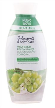 Εικόνα της JOHNSONS VITA RICH BODY LOTION 400ML REVITILIZE