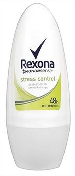Εικόνα της REXONA ROLL ON 50ML WOMAN STRESS CONTROL