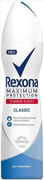 Εικόνα της REXONA DEO SPRAY 150ML WOMAN CLASSIC