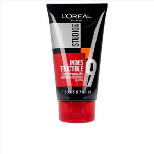Εικόνα της LOREAL GEL ΜΑΛΛΙΩΝ 150ml  STUDIO LINE INDESTRUCTIBLE NO9