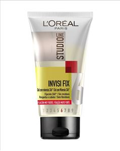 Εικόνα της LOREAL GEL ΜΑΛΛΙΩΝ 150ml STUDIO LINE INVISI FIX NO6
