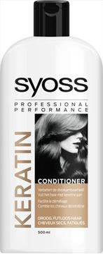 Εικόνα της SYOSS CONDITIONER 500ML KERATIN