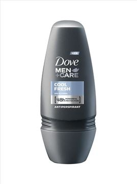 Εικόνα της DOVE ROLL ON 50ML MEN COOL FRESH