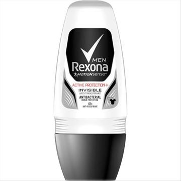 Εικόνα της REXONA MEN ROLLON 50ML ACTIVE PROTECTION INVISIBLE ΕΛΛΗΝΙΚΟ